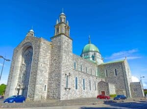 galway cathedral exterior